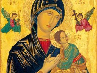 Rugăciunea făcătoare de minuni către Fecioara Maria